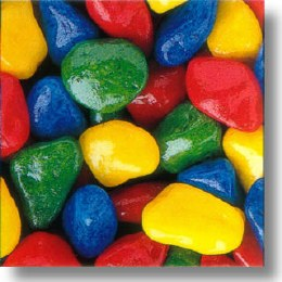 SKY MIXED RAINBOW GRAVEL 1KG