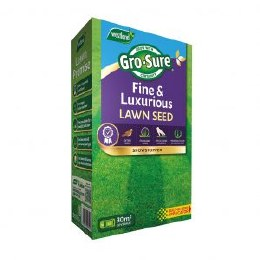 Gro Sure Fine & Luxurious Lawn Seed 100m2