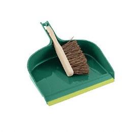 Gardeners Mate Dustpan and Brush