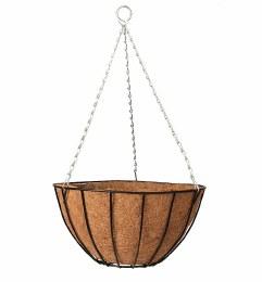 """Gardman Classic Metal Hanging Basket 14"""""""
