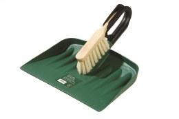 Garland Patio Large Dust Pan & Soft Brush
