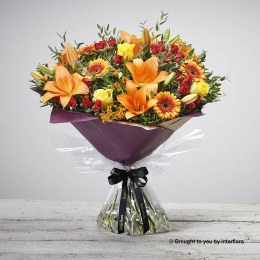 Golden Glory Hand-tied L