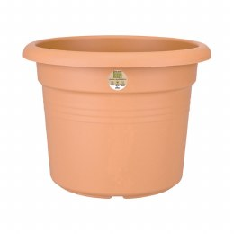 Elho Green Basics Cilinder 65cm Mild Terracotta Colour