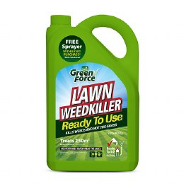 Greenforce Ready To Use Lawn Weedkiller 5 Litre