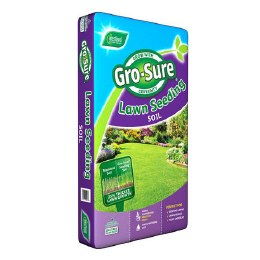 Sure Start Lawn Seeding Soil 30 Litre