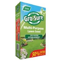 Westland Gro-Sure Multi-Purpose Lawn Seed 5m2