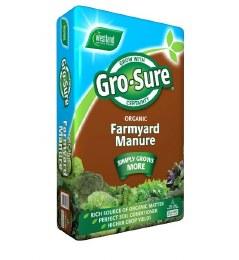 Gro-Sure Farmyard Manure 50 Litre
