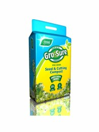 Gro-Sure Seed & Cutting Compost 10 Litre