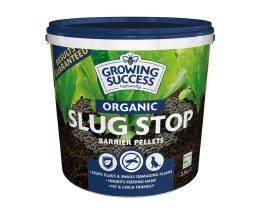 Growing Success Organic Slug Stop Pellet Tub 5kg
