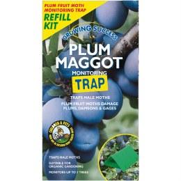 Growing Success Plum Maggot Trap Refill Size