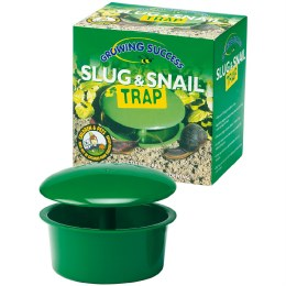 Growing Success Slug & Snail Trap - Suitable for Organic Gardening