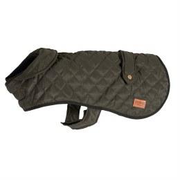 Heritage Quilted Blanket Coat 40cm