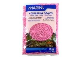 MARINA 2KG PINK AQUA.GRAVEL