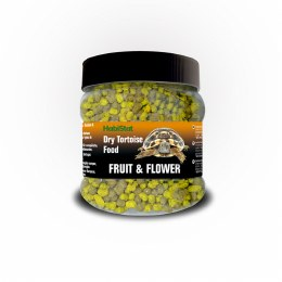 HabiStat Tortoise Food Fruit & Flower, 200g