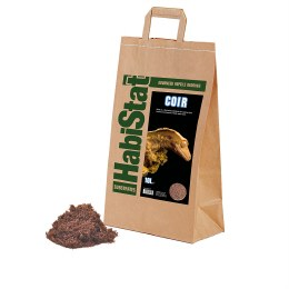 Habistat Coir Substrate  10 Litres