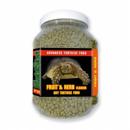 Habistat Dry Tortoise Food  Fruit and Herb  700g