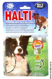 Halti Head Collar Size 3 Black