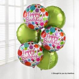 Add a Happy Birthday Balloon Bouquet