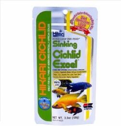 Hikari Sinking Cichlid Excel Mini Pellets 100g