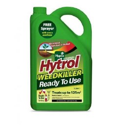 Hytrol Extra Strength Weedkiller Refill 5L