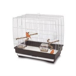 Imac Irene Bird Cage Chrome 51x30x48cm