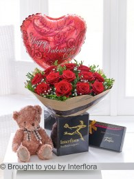 Be My Valentine Gift Set