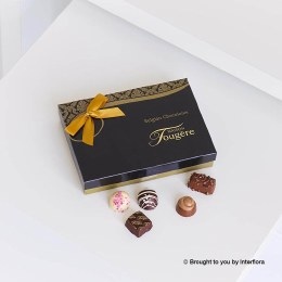 Add Maison Fougere Chocolates Belgian Chocolate Truffles 115g