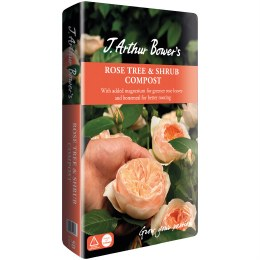 J. Arthur Bowers Rose Tree and Shub Compost 50 L