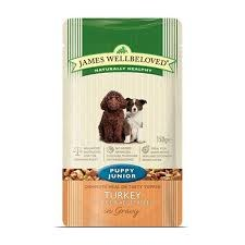 James Wellbeloved Wet Pouch Turkey Lamb 150g