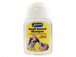 Johnsons Small Animal Shampoo 110ml