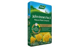 John Innes No3 Mature Plant Compost 35 Litre