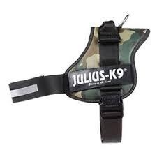 Julius-k9 162m3 Powerharness Camouflage Dog Harness