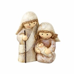 Childrens Christmas Nativity Ornament 6x7cm