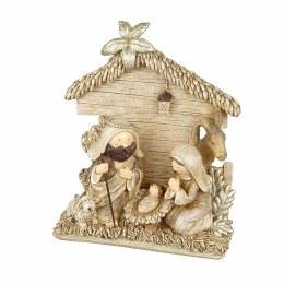 Childrens Christmas Nativity Ornament 16x18cm