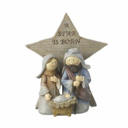 Childrens Christmas Nativity Ornament 10x11.5cm