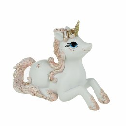 Christmas Decoration Unicorn with Pink Tail 17.5x14.5cm