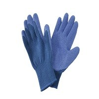 Thermal Lined Ultimate All Round Gardening Gloves Men's Medium - Navy