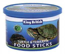 King British Turtle And Terrapin Food Sticks 110g