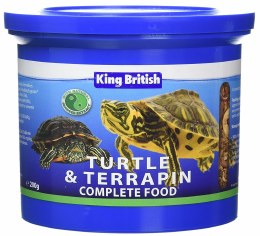 King British Turtle and Terrapin Food 200g