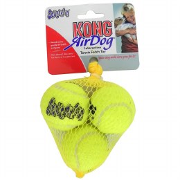 Kong Air Squeaky Tennis Ball Small