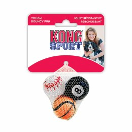 Kong Sports Ball Extra Small 3 pack