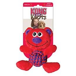 Kong Weave Knots Bear Medium