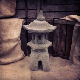 Pagoda Asian Kyoto Three Piece 69cm