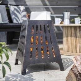 La Hacienda Anubis Steel Fire Basket
