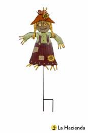 La Hacienda Garden Scarecrow Tattie