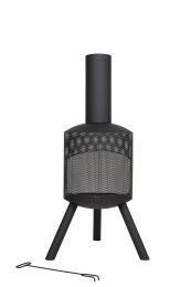 La Hacienda Chiminea Santana Mesh Body