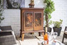 La Hacienda Volantis Fireplace