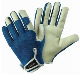 Lady Gardener Petrol Blue Gloves Medium