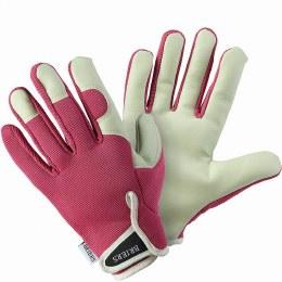 Lady Gardener Pink Gloves Medium