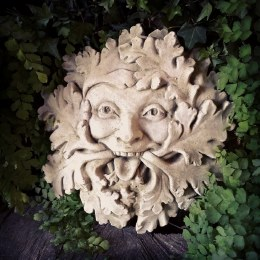 Laughing Greenman 35cm